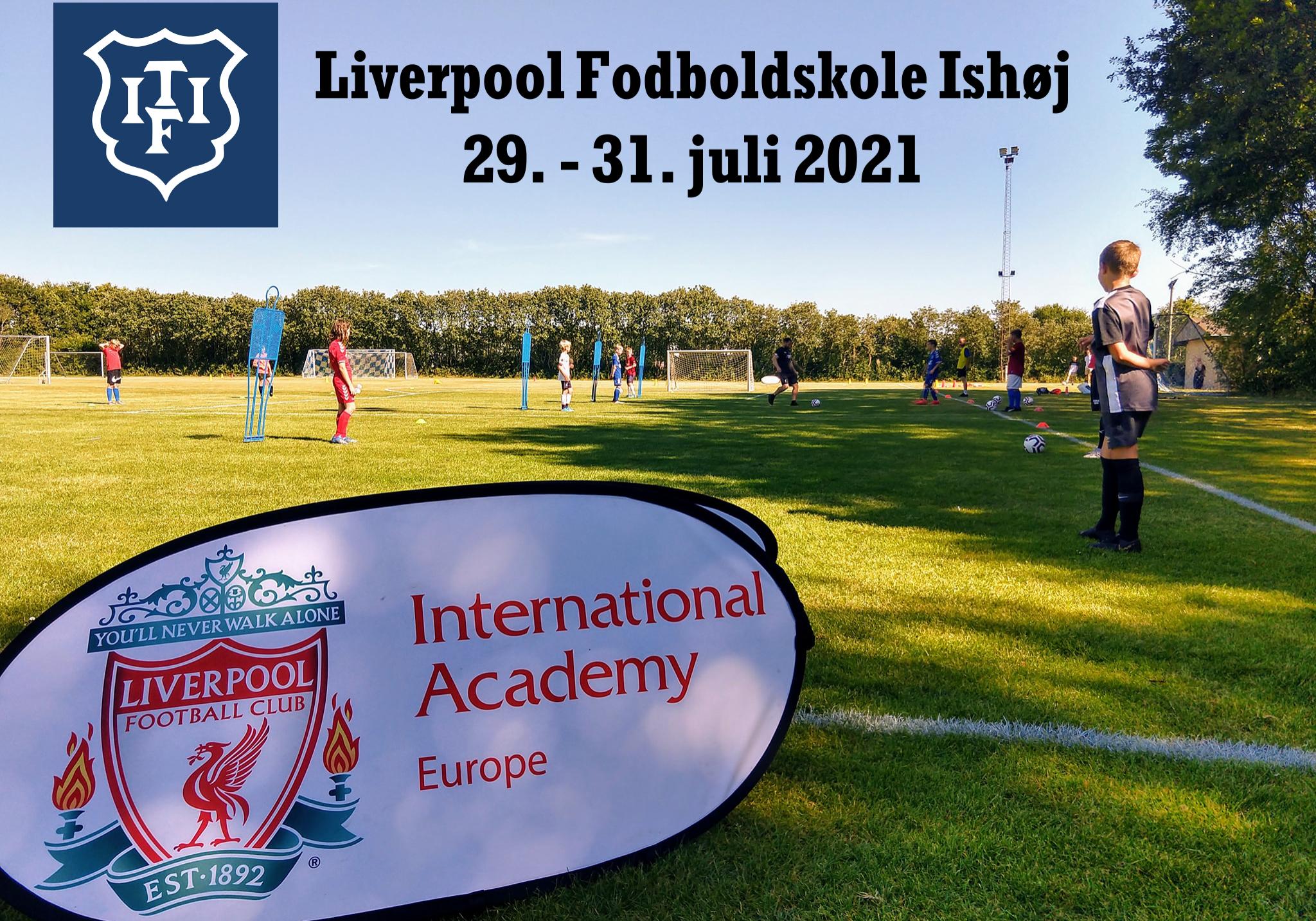 Liverpool Fodboldskole Ishøj